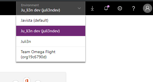 Start your PowerApps Project
